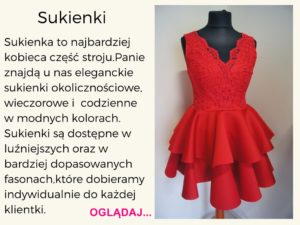 Bella boutique Opole - sukienki