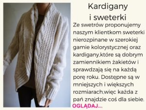 swetry damskie- bella boutique opole