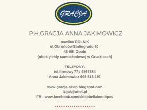 sklep Gracja Opole