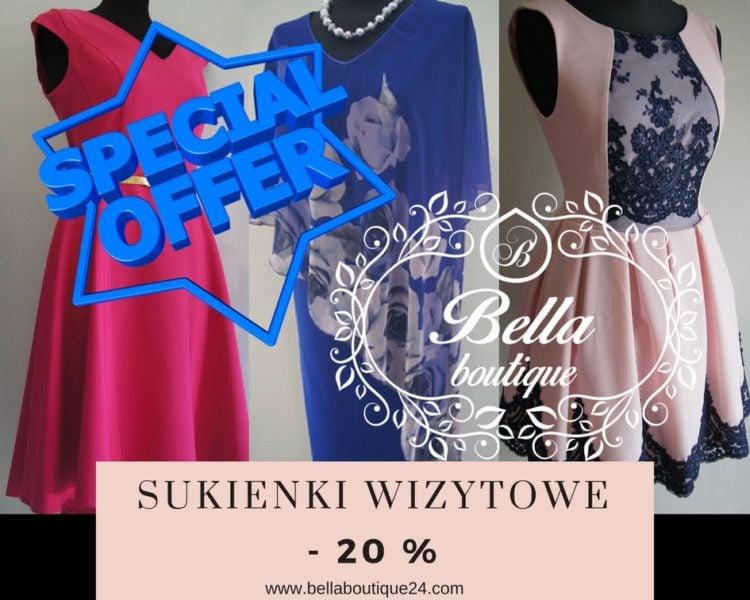 promocja Bella boutique Opole
