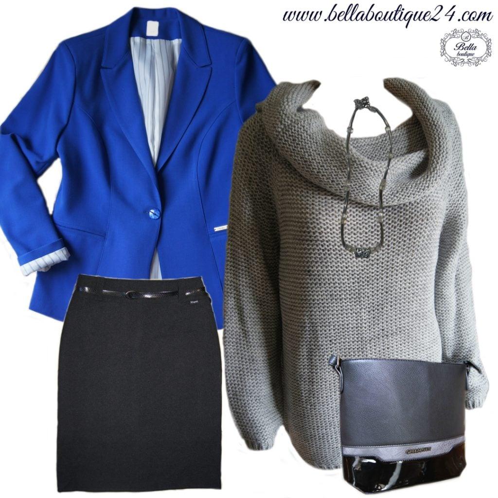 żakiet,sweter,spódnica