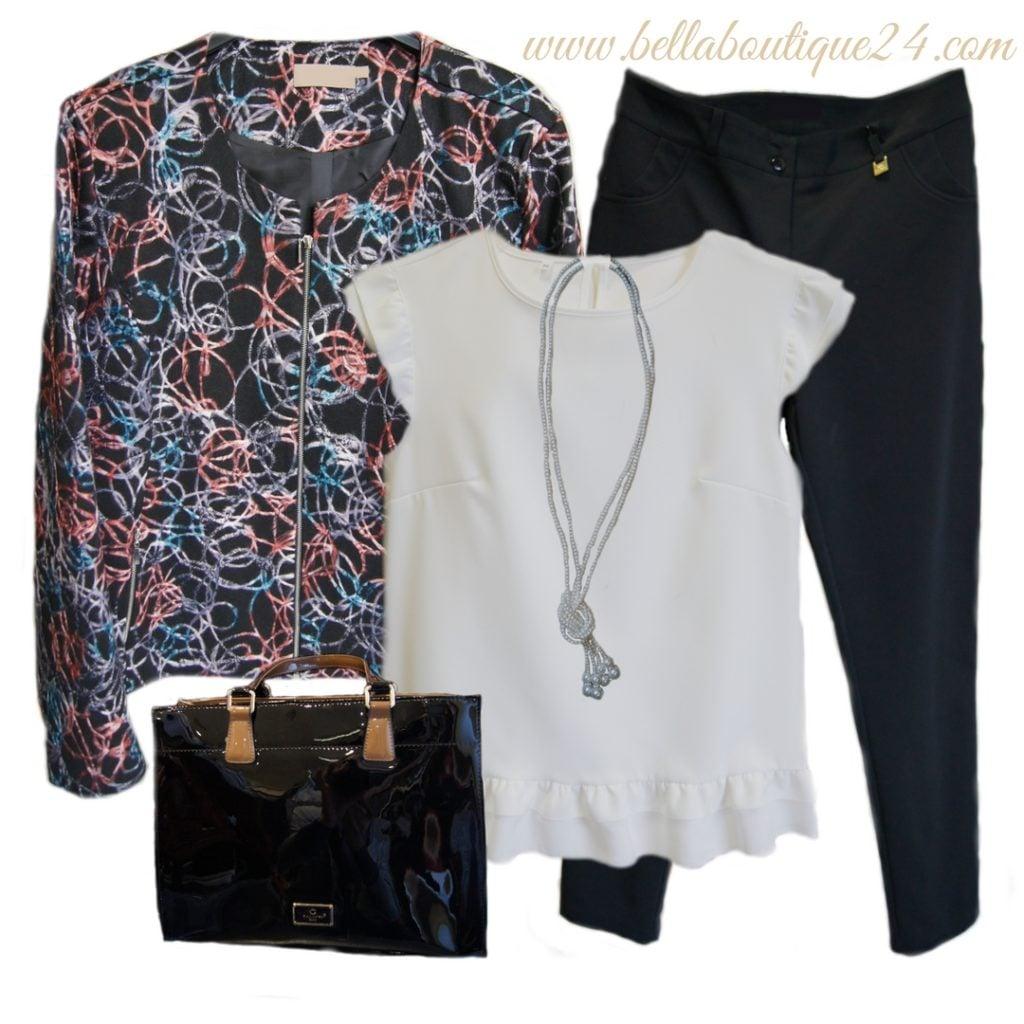 zestaw ubrań Bella boutique